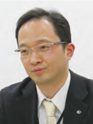 深田 順一 氏 情報システム部 情報システム二課 マネージャー