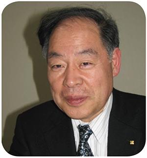 高橋 正 氏 取締役副社長 営業本部長