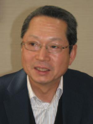 小楠 敦夫氏 取締役兼執行役員 コーポレート部門 業務統括グループ担当