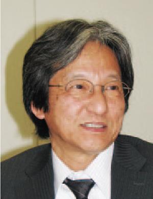 安部川 恵司 氏 企画管理本部 システム情報部 部長