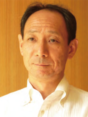 前田 浩輝氏 代表取締役社長