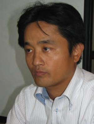 上岡 正明氏 情報システム本部 技術部 運用グループ 主任