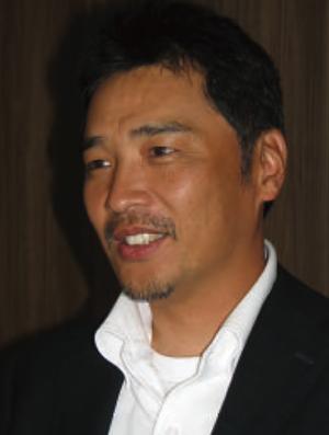 浜口 稔 氏 取締役副社長