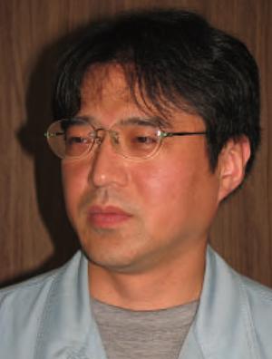 竹田 司氏 本社工場製造管理課 課長代理