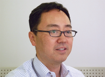 室 雅雄 氏 財務・管理部 システム グループマネジャー
